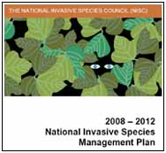 2008-2012 National Invasive Species Management Plan